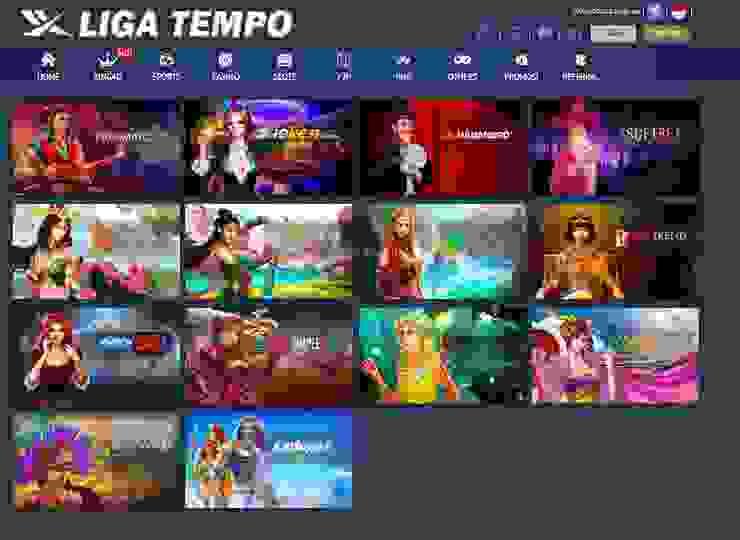 daftar situs judi slot online terpercaya indonesia Bares y clubs de estilo asiático