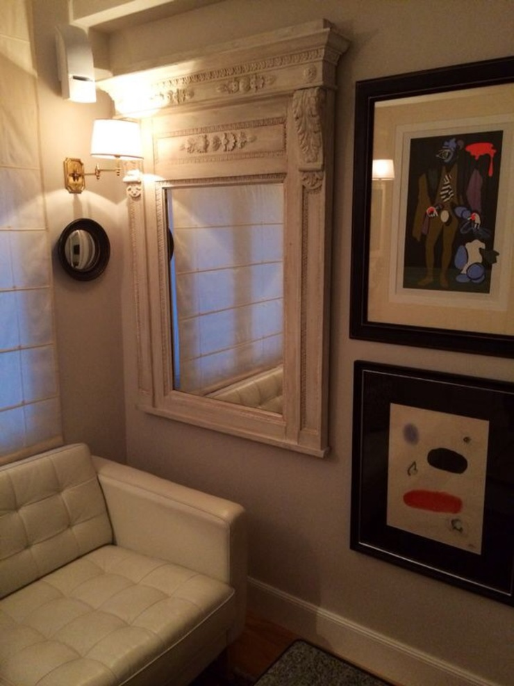 Estudio RYD, S.L. Living roomAccessories & decoration Wood White