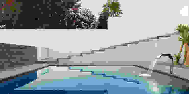 giovanni francesco frascino architetto สระว่ายน้ำ