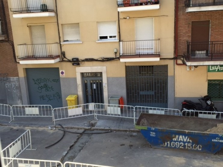 Antes fachada Ana Cabo