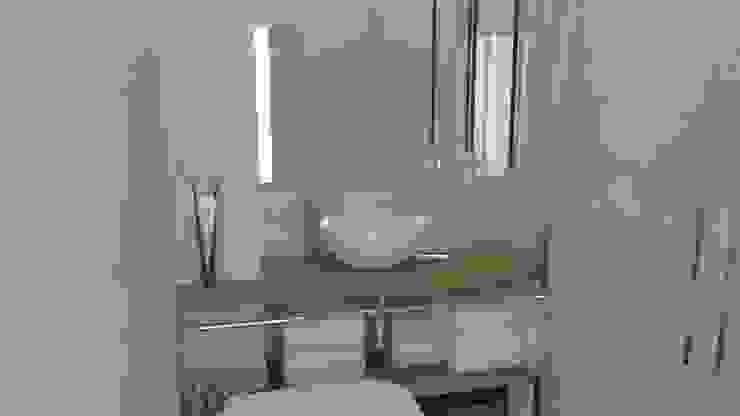 Proyecto de interiores baño Ana Cabo