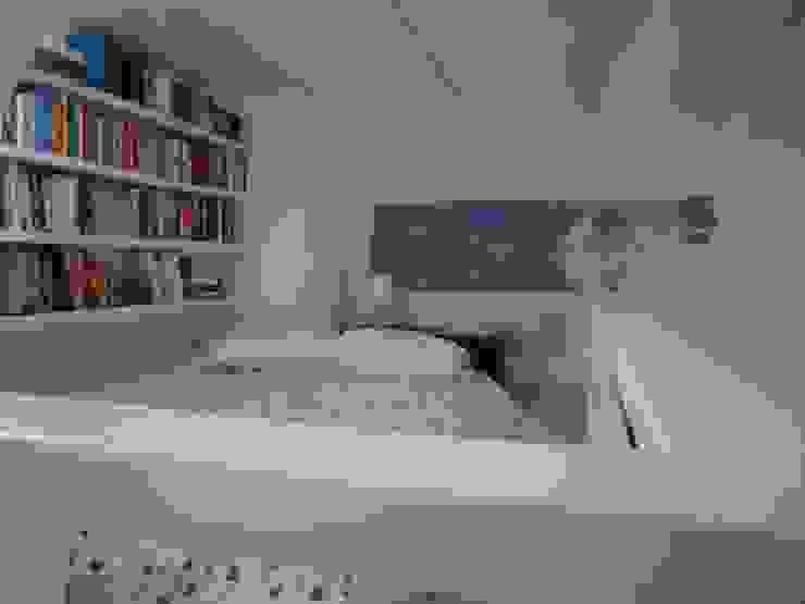 studio patrocchi Cuartos de estilo mediterráneo