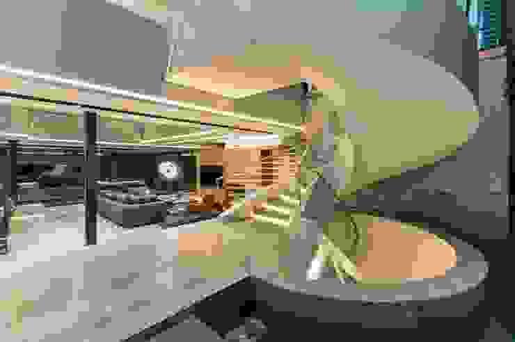 Nico Van Der Meulen Architects Stairs