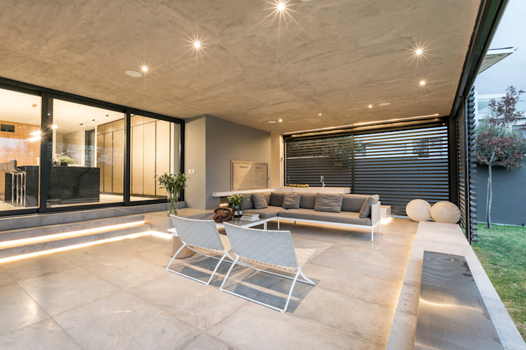 Nico Van Der Meulen Architects Modern houses