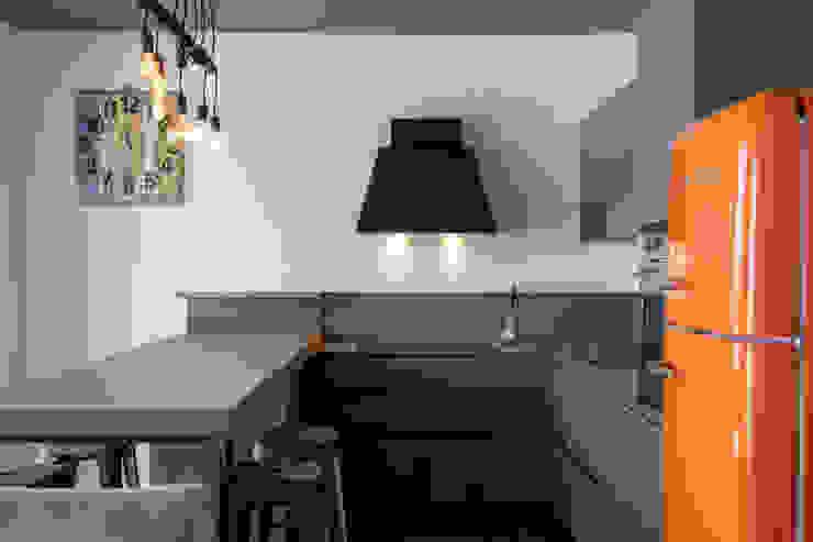 La cucina di Filippo Comes Cucina in stile industriale