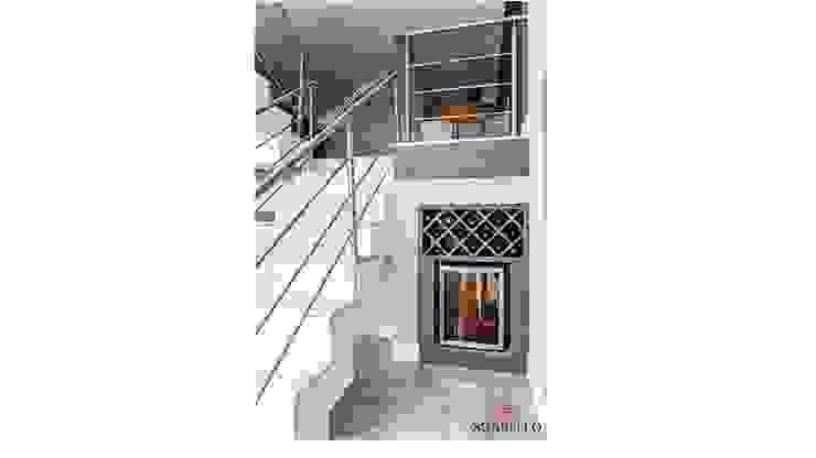 Sgabello Interiores Wine cellar MDF Grey