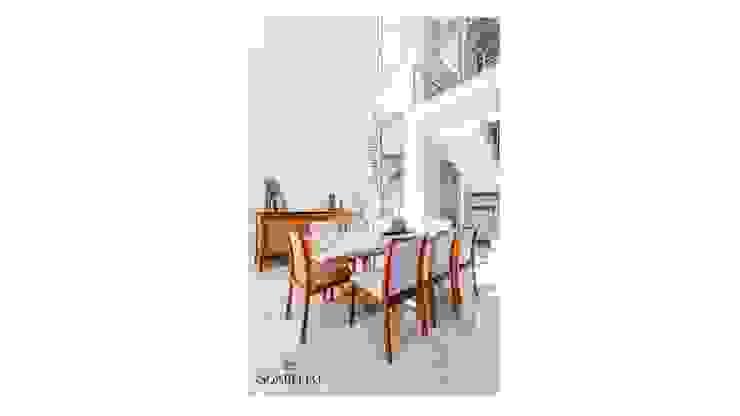 Sgabello Interiores Dining roomLighting White