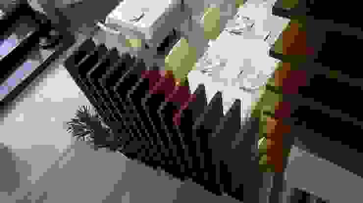 Vista superior Espaços de restauração modernos por AlexandraMadeira.Ac - Arquitectura e Interiores Moderno
