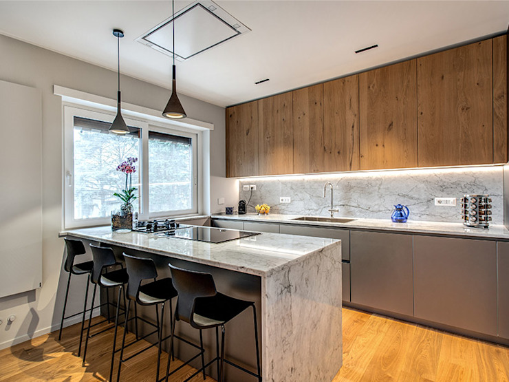MOB ARCHITECTS Кухня