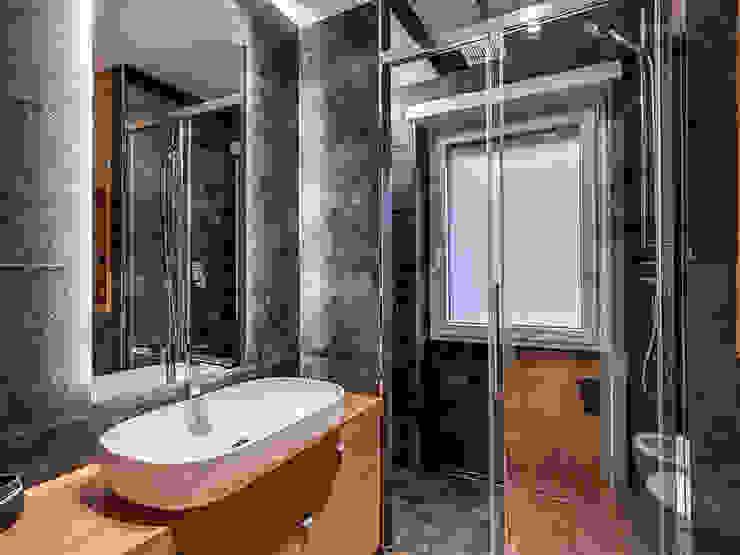 MOB ARCHITECTS Ванна кімната