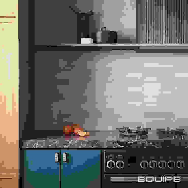 Equipe Ceramicas Dapur Gaya Skandinavia Ubin Grey