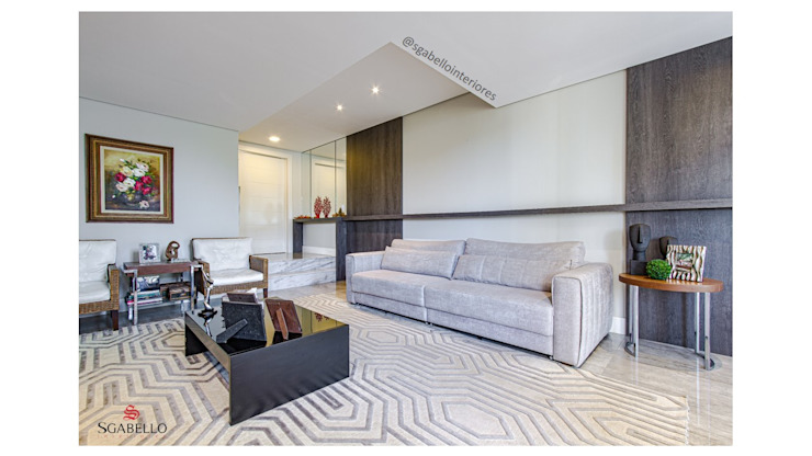 Sgabello Interiores Living roomSofas & armchairs Cotton Grey