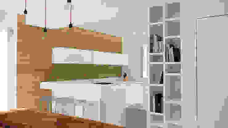 CARLO CHIAPPANI interior designer ครัวบิลท์อิน
