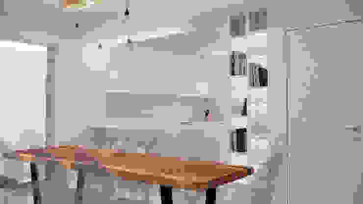 CARLO CHIAPPANI interior designer ห้องทานข้าว