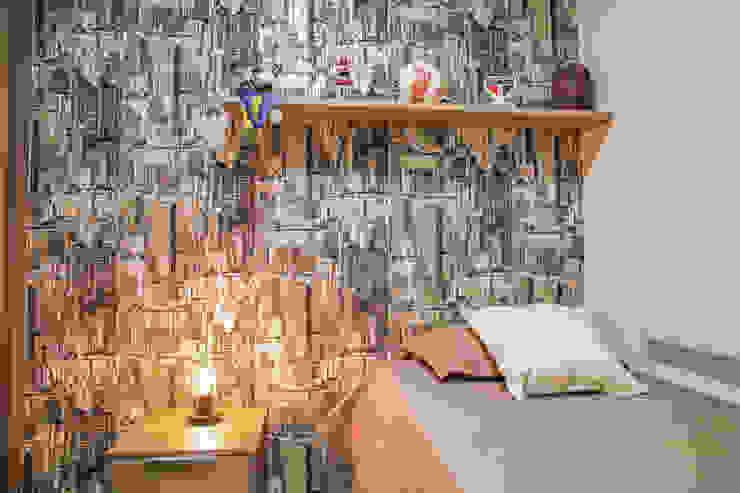 Camarina Studio Modern Bedroom Brown