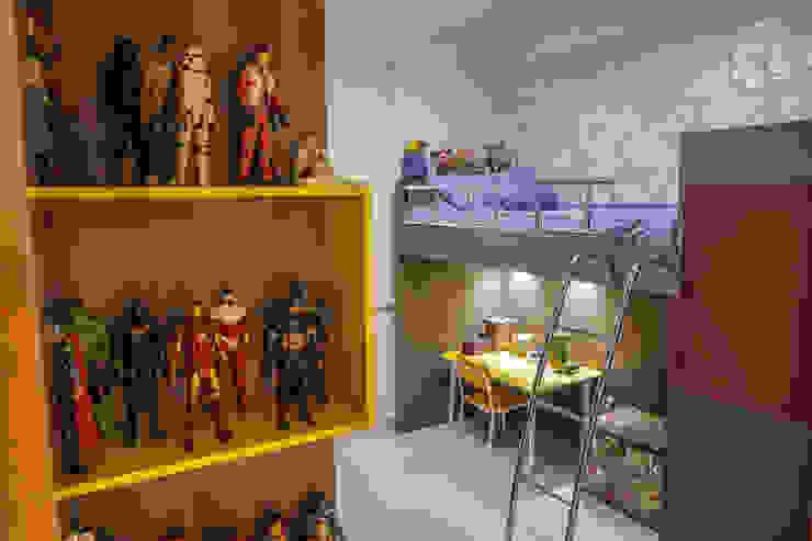 Camarina Studio Boys Bedroom Multicolored