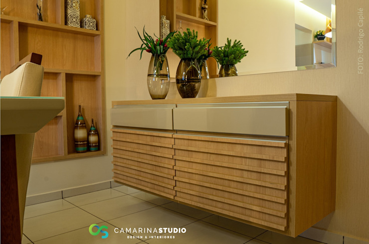 Camarina Studio Dining roomDressers & sideboards Beige