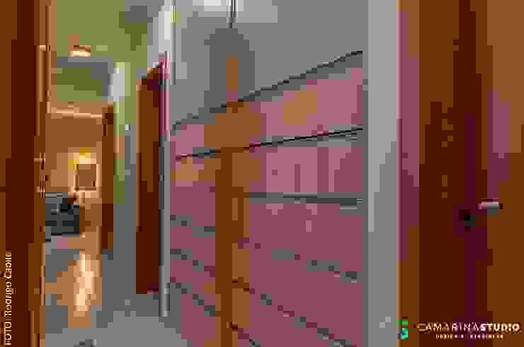 Camarina Studio Corridor, hallway & stairsStorage Amber/Gold