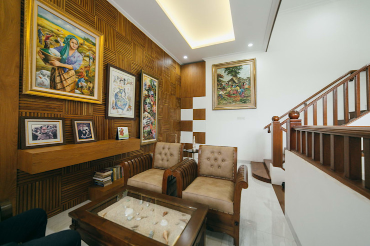 Studio JAJ Living room