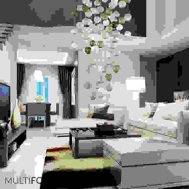 Custom vetro Murano MULTIFORME® lighting Soggiorno classico