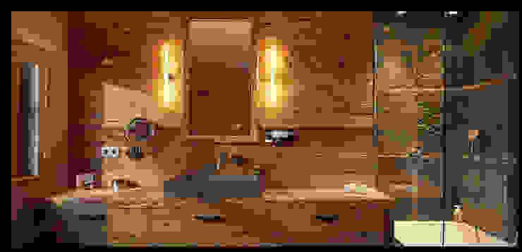 KITZ CHALET Novoline Moderne Hotels Holz Holznachbildung