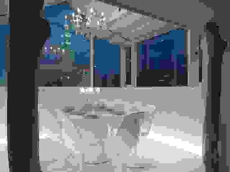 Deep White 福研設計happystudio 餐廳 玻璃 White