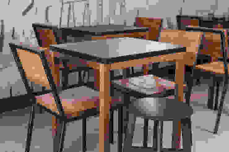 O' Fiore Mio Hub sedie tavoli Bar & Club moderni di BARTOLETTI CICOGNANI Moderno