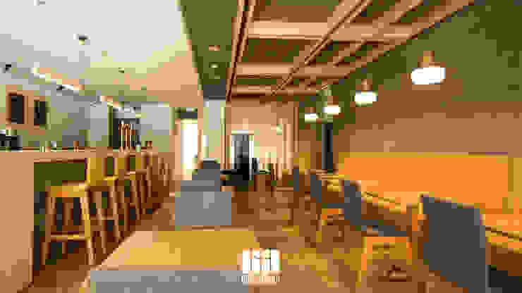 Sala para refeições OBRA ATELIER - Arquitetura & Interiores Salas de jantar modernas