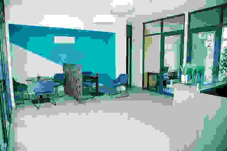 ARCO Arquitectura Contemporánea Salas de estar modernas
