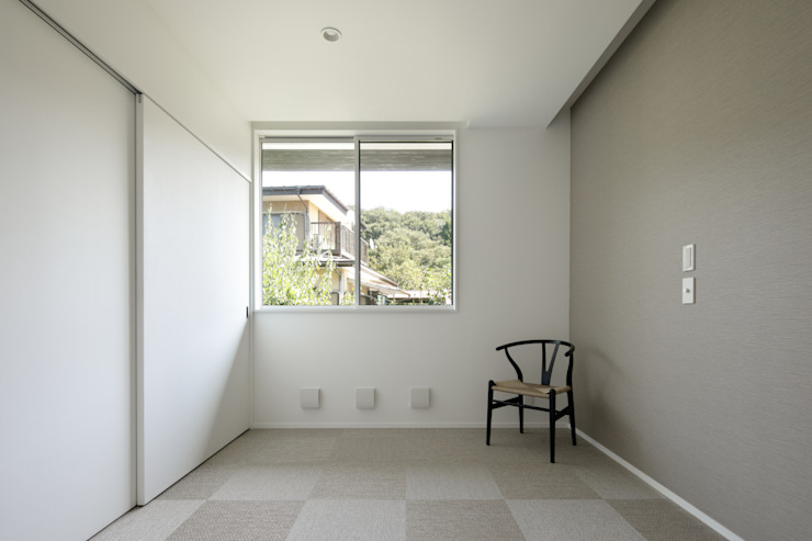 atelier137 ARCHITECTURAL DESIGN OFFICE Cuartos de estilo asiático