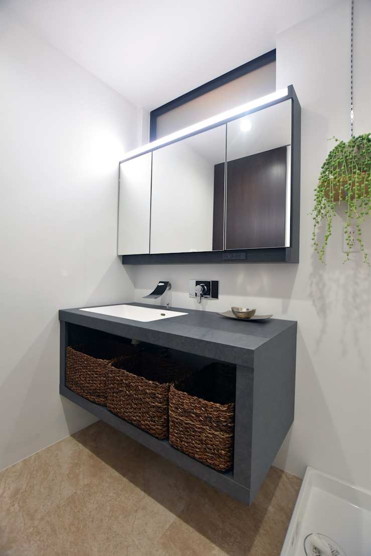 洗面室 Style Create 洗面所&風呂&トイレ収納
