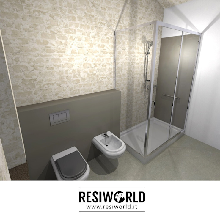 Resiworld Minimalist walls & floors