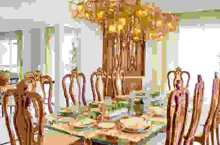 Paula Gabriel Interiores Classic style dining room