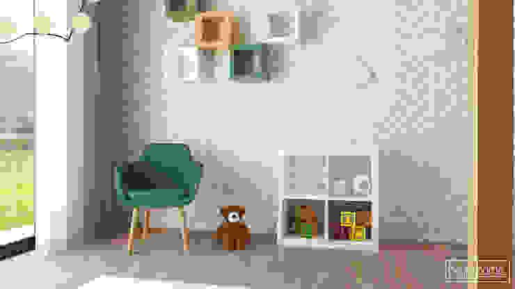 Be@home Dormitorios infantiles de estilo industrial
