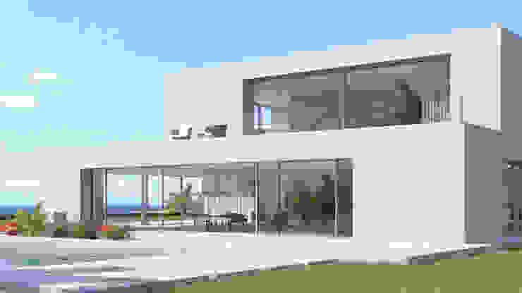 LE.ALL.FER. S.r.l. Villas Aluminium/Zinc Grey