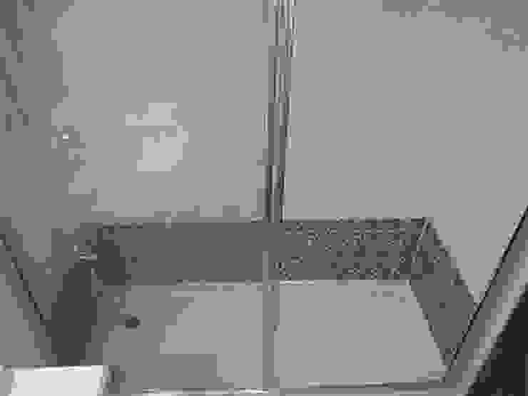 Canoarte, Lda Modern style bathrooms Tiles Brown