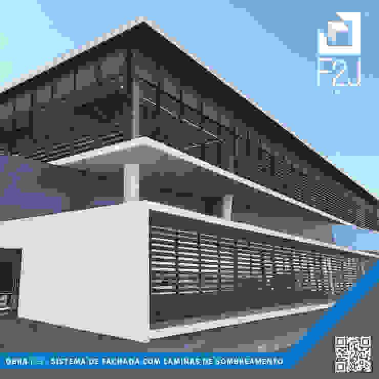 F2J, Lda. Basement windows Aluminium/Zinc