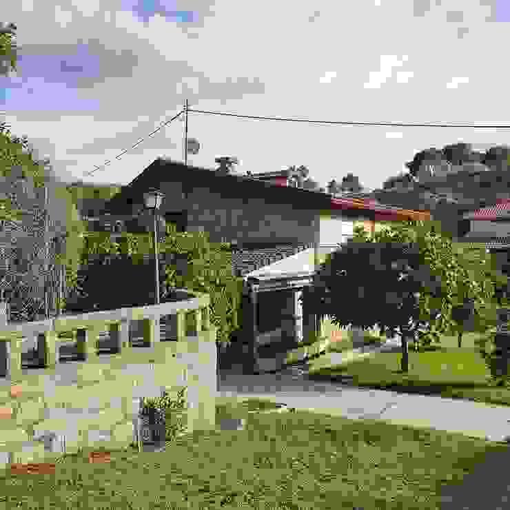 exterior terminado 2 MULTISERVICIOS EGO INGENIEROS SL Casas de estilo rústico