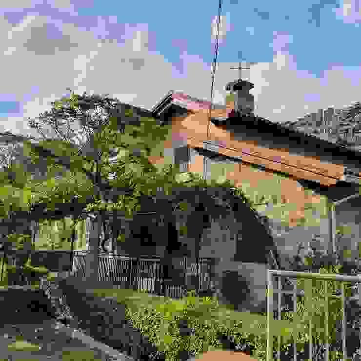 exterior terminada 4 MULTISERVICIOS EGO INGENIEROS SL Casas de estilo rústico