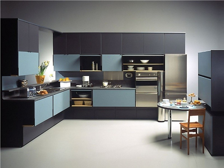 Kitchen Modules Modern kitchen by Lakkad Works Modern