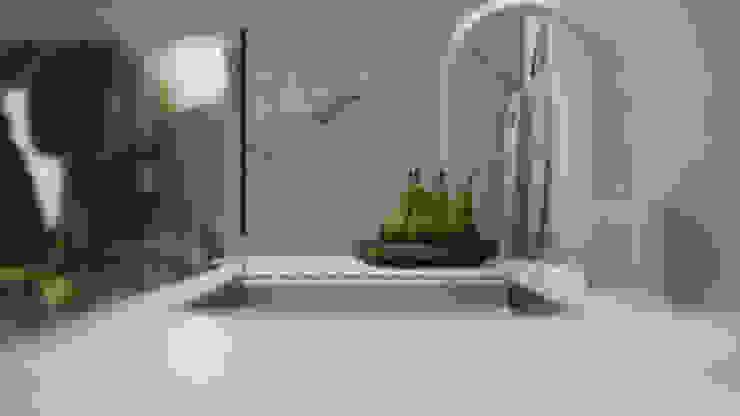 Escala Absoluta Modern kitchen White