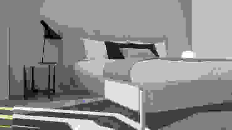 Escala Absoluta Modern style bedroom