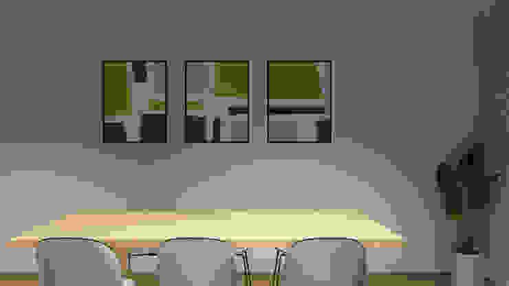 Escala Absoluta Modern Dining Room