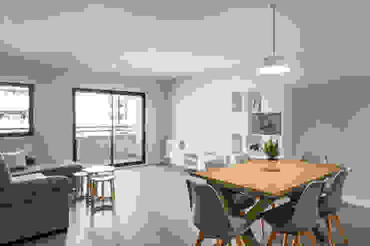 Housing in Benimaclet tambori arquitectes 臥室