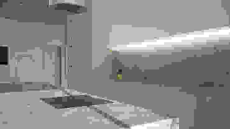 Escala Absoluta Modern kitchen