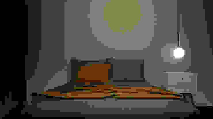 Escala Absoluta Modern Bedroom