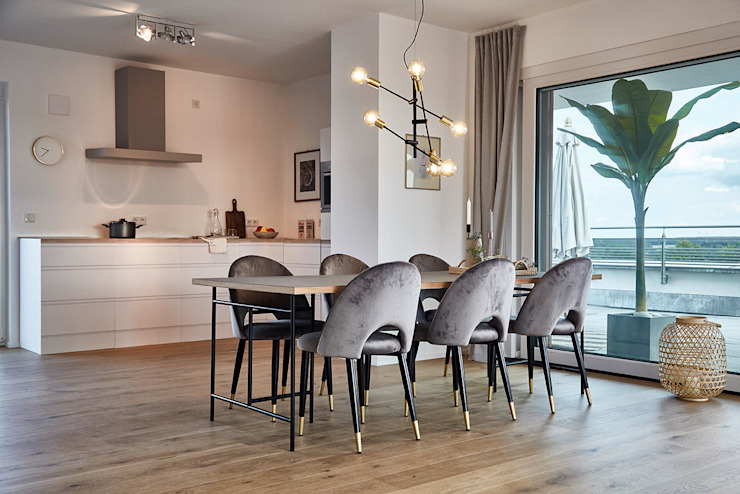 Home Staging Bavaria Dining roomChairs & benches