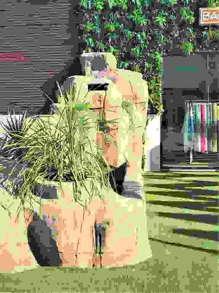 Jardines Feng Shui Laghetto da giardino