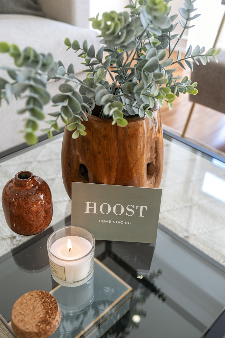 Hoost - Home Staging Living roomAccessories & decoration