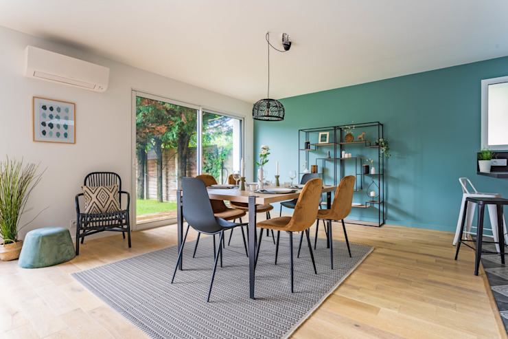 SAB & CO Modern Dining Room